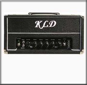 Kldguitar studio recording tube guitar amp head
