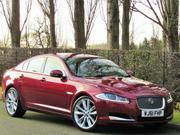 Jaguar Xf 97000 miles